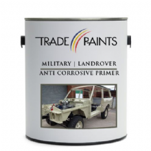 Military Vehicle QD Anti Corrosive Hi Build Primer